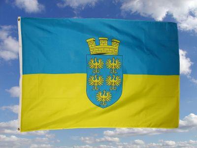 Flagge Insel Fehmarn NEU 90 x 150 cm Flaggen Fahne