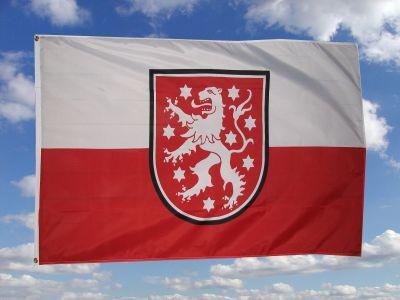 Flagge Fahne USA Proud to be American Hissflagge 90 x 150 cm