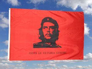 Che Guevara Flagge