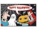 Halloween Monster Fahne / Flagge 90x150 cm Nr. 10
