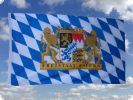 Freistaat Bayern Fahne / Flagge 60 x 90 cm